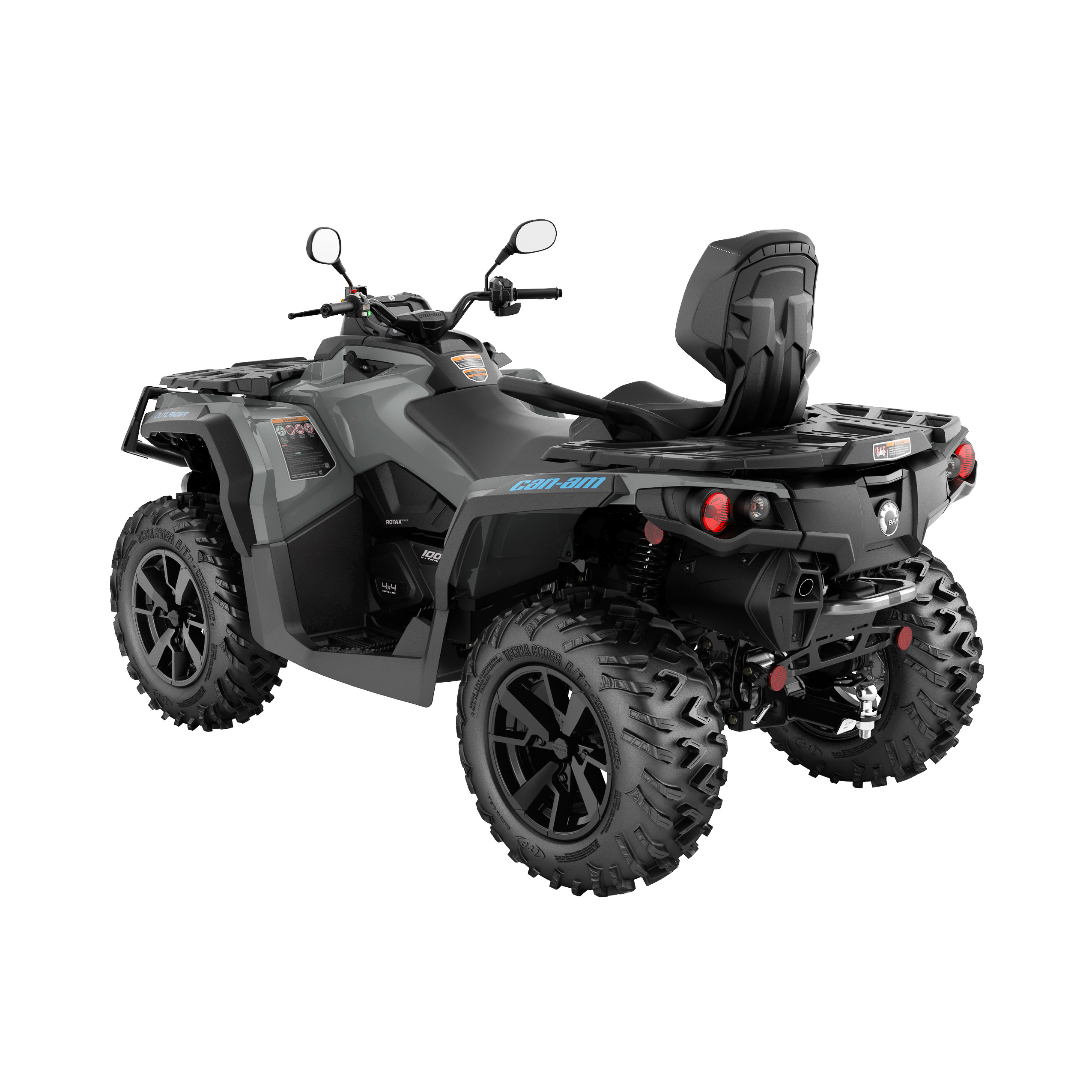 CAN-AM OUTLANDER MAX 1000 DPS T